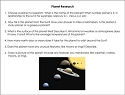 Astronomy Research Guides