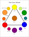 Color Wheel Chart & Masters