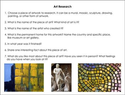 Art & Music Research Guides