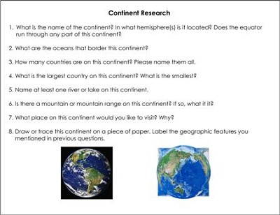 Geography Research Guides